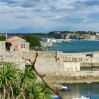 Fort de Socoa - baie de Saint-jean de luz