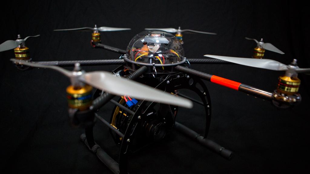 prises de vues aérienne drone