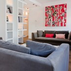 Appartement contemporain immobilier
