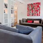 Appartement contemporain immobilier