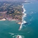 Photo aérienne de Socoa