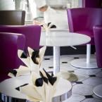 Photo restaurant une étoile au guide Michelin