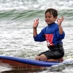 Le surf zen