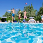 Photo piscine camping Ametza