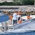photo de bateau de loisir
