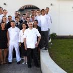 Photo groupe restaurant Brikéténia