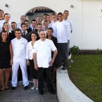 Photo groupe restaurant Brikéténia