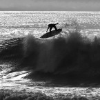 Surfeur au Quick pro France