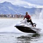 Jet-ski -baie d'Hendaye