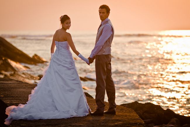 photo mariage pays basque